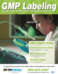 GMP Labeling 2019 Catalog